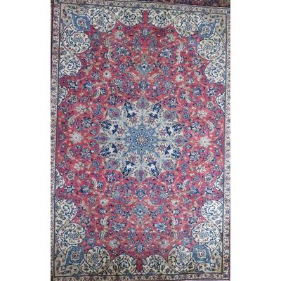Persian najafabad Authentic Traditonal Vintage Rug 12'12