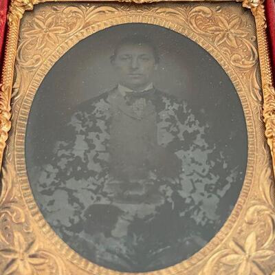 1800's Gun Slinger photo
