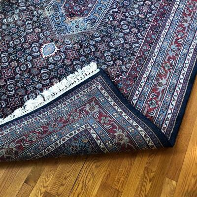 Lot 4 - Oriental Blue Rug