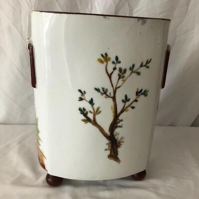 Lot 6 - Unique Porcelain Vase