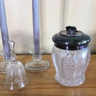 E115 - Misc. Glassware Goodies
