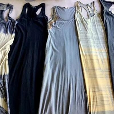C103 - 5 Casual Maxi Dresses