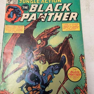 Marvel The Black Panther #15
