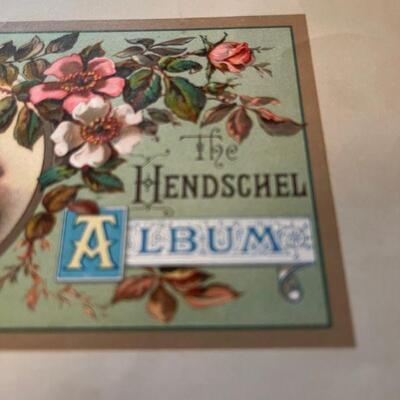 The Hendschel Album
