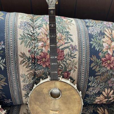 1919 Orpheum No. 2 tenor banjo
