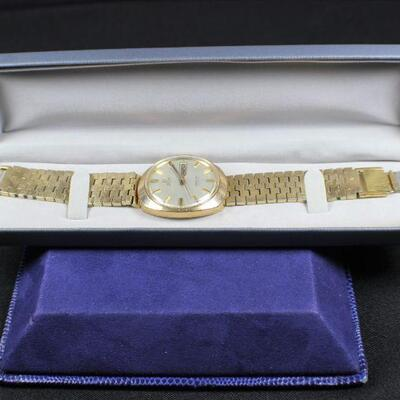 LOT#T7: Men's Omega Seamaster Cosmic Automatic Watch