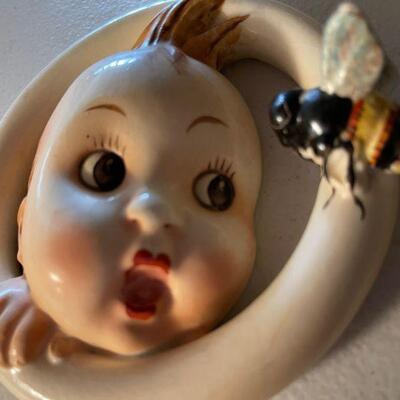 US Occupied Germany baby & Bee