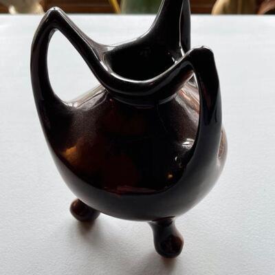 Weller #580 Louwelsa 3 handled vase