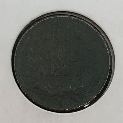 Lot 2 - 1875 Indian Head Penny