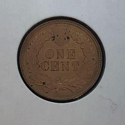 Lot 5 - 1894 Indian Head Penny