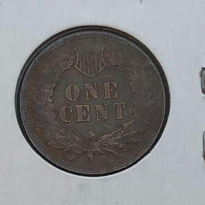 Lot 7 - 1904 Indian Head Penny