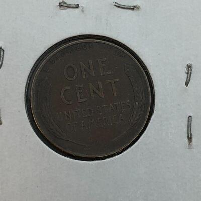 Lot 15 - 1919 S  Lincoln Wheat Penny