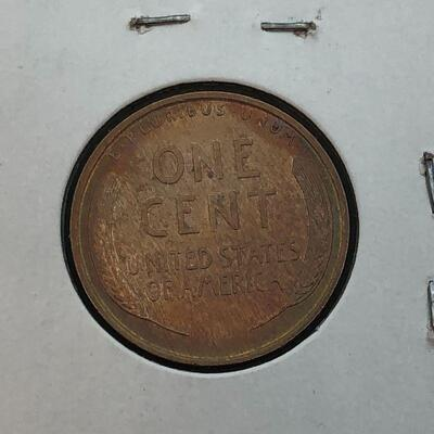 Lot 16 - 1920  Lincoln Wheat Penny