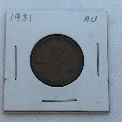 Lot 19 - 1931 Lincoln Wheat Penny