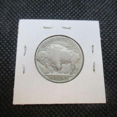 Lot 22 - 1934 Buffalo Nickel