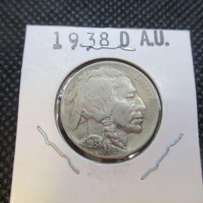 Lot 25 - 1938 D Buffalo Nickel