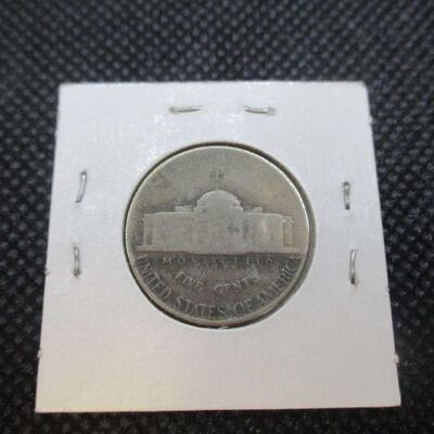 Lot 29 - 1944 P Jefferson Nickel