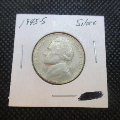 Lot 31 - 1945 S Jefferson Nickel