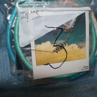 Quart Size Ziplock Bag of Jewelry -3