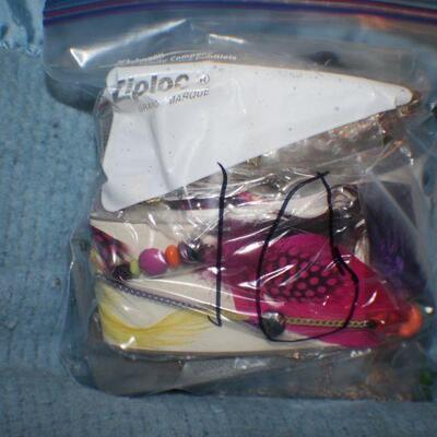 Quart Size Ziplock Bag of Jewelry -10