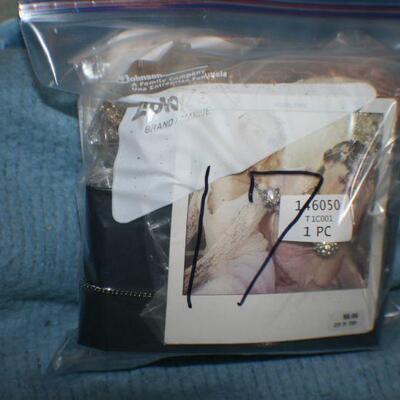Quart Size Ziplock Bag of Jewelry-17