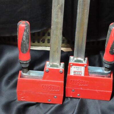 Large Clamps