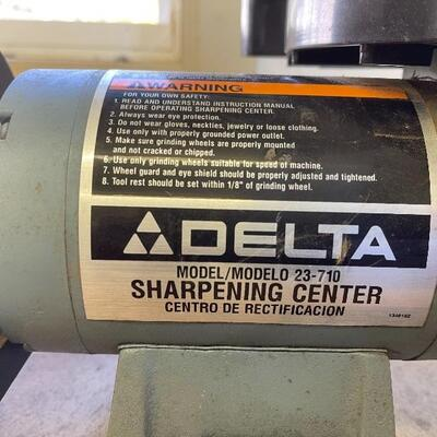 807- Delta Sharpening Center Model: 23-710