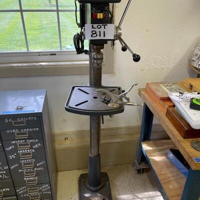 """811-Sears Craftsman 15"""" Drill Press Model: C63FRL4229"""