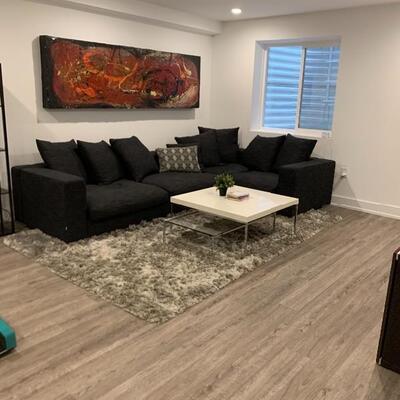 Wonderful plush rug