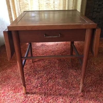 Lot 45D:  MCM Side Table