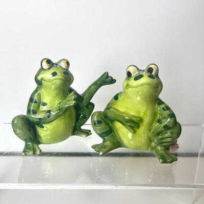 Froggie Salt & Pepper Set