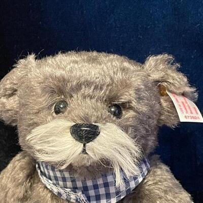 Teddy bear pretzel