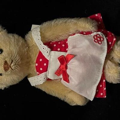 Teddy bear Jill cream