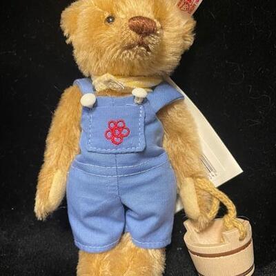 Teddy bear jack