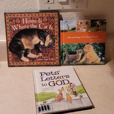 Lot 1: Assorted NEW Hardback Books x 3