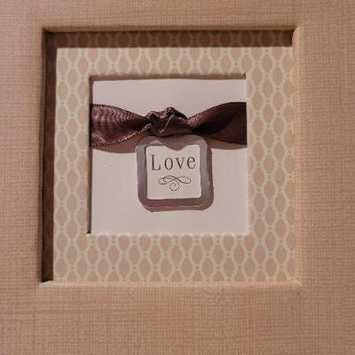 Lot 11: New HALLMARK Love Themed Memory Album