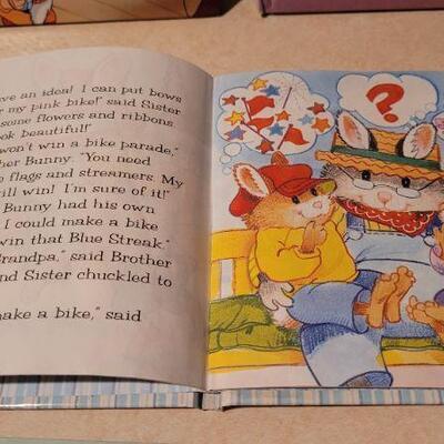 Lot 37: Assorted Children's Hardback Books