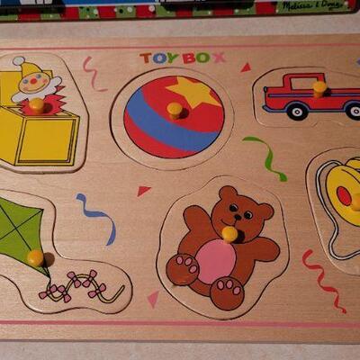 Lot 45: Children's Activity Puzzles