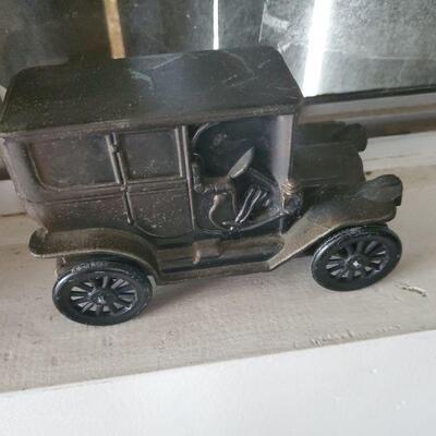 1940s Black Car