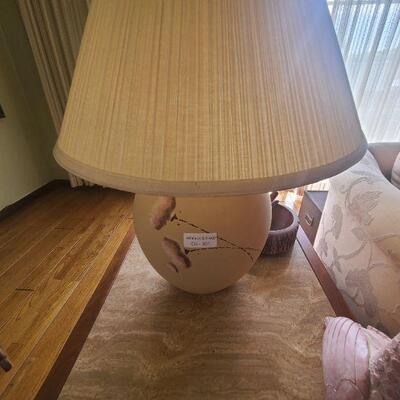 LOT 301 Lamp