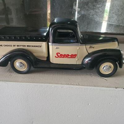 Ford Snap-on Truck