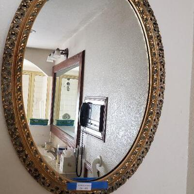 LOT 455 Mirror