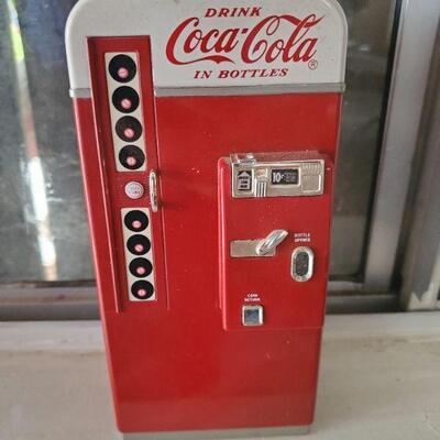 Coca Cola Toy Dispenser