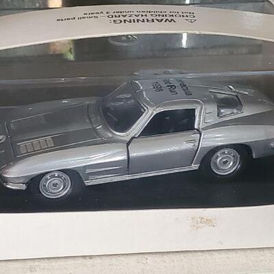 Steel Metal Car