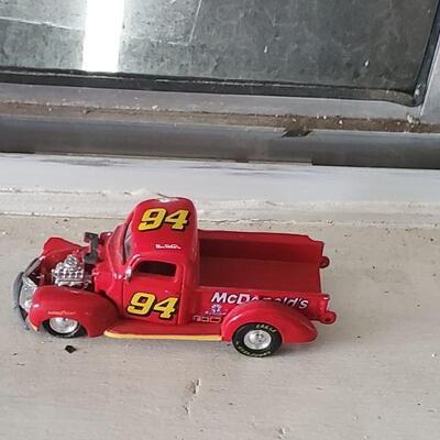 Red 94 McDonalds Truck