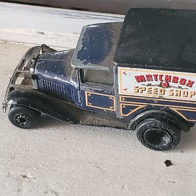 Matchbox Speedshop Truck