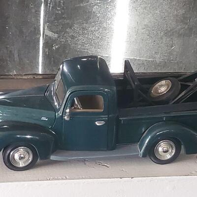 Die Cast Tow Truck Circa 1950