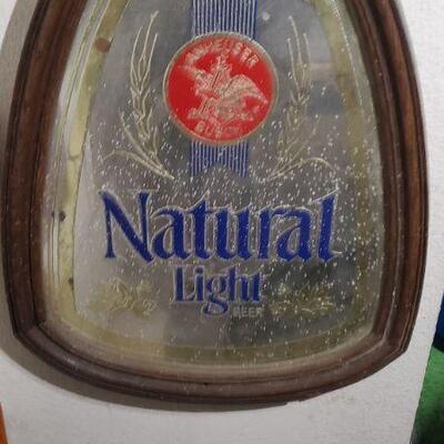 Natural Light Mirror