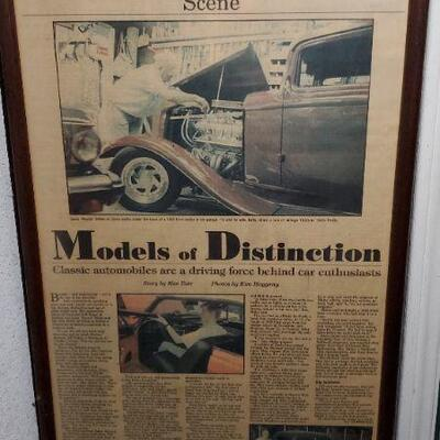 Hot Rod Newspaper