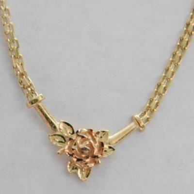 14 KT Gold Bismark Style